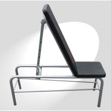 Panca schienale reclinabile Starfitness STARGNS445
