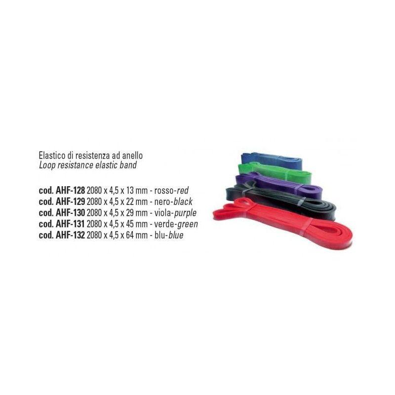 Elastici Power Band TOORX AHF131 verde